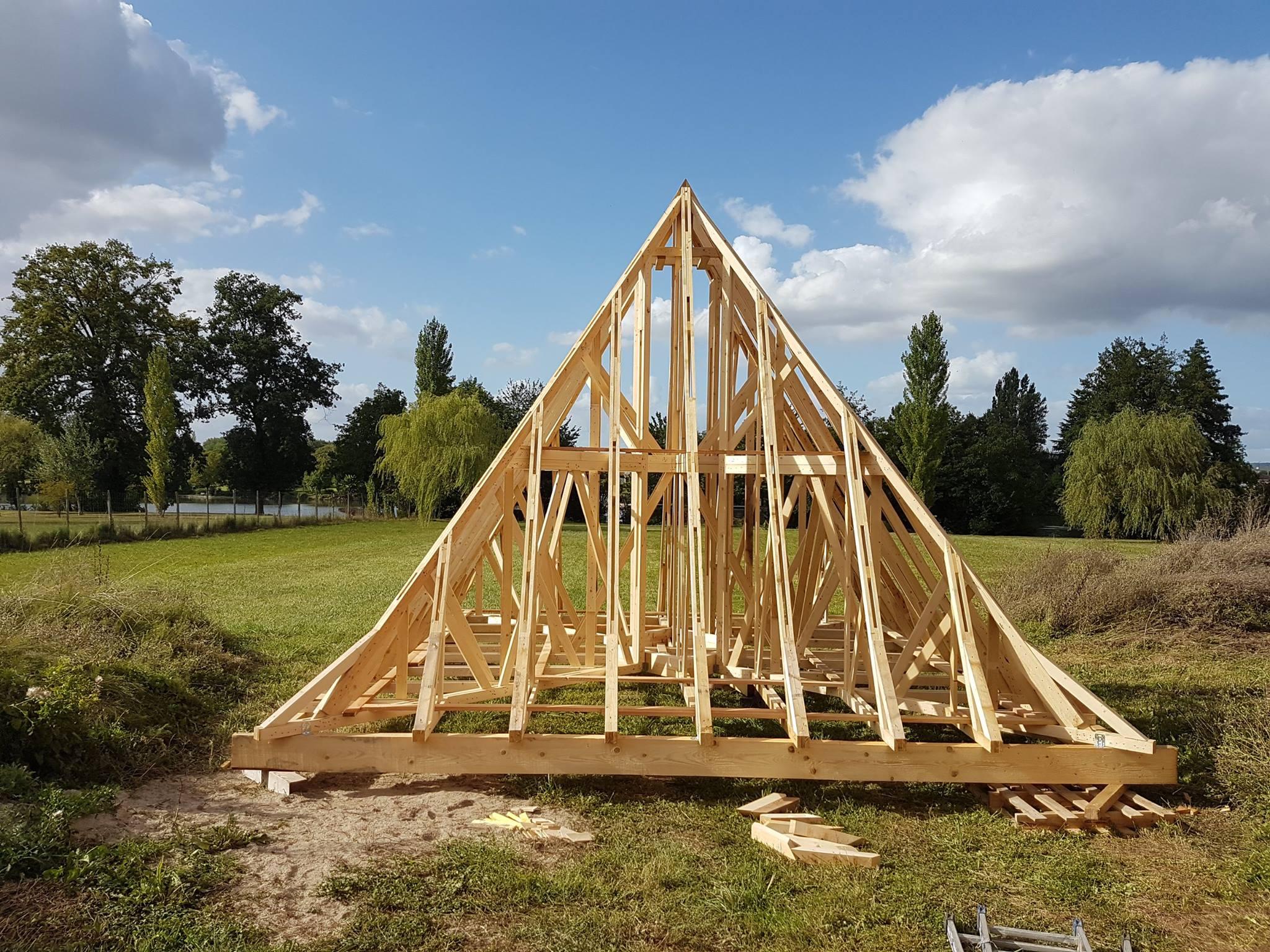 constructeur de maison ossature bois agen