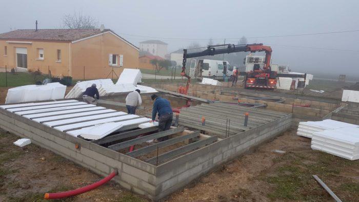 construction d'une future maison villeneuve-sur-lot